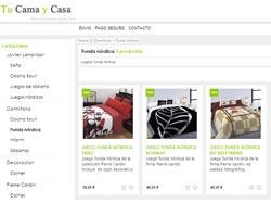 Tienda Online tucamaycasa