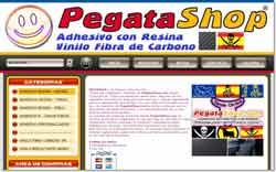 Tienda Online Pegata Shop