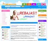 Tienda Online Bebiños