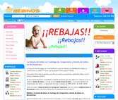 Tienda Online Bebi�os