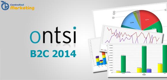 Estudio anual sobre Comercio Electrónico B2C 2014