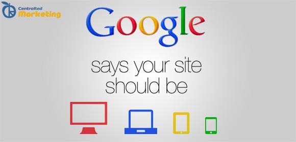 Todo sobre Google y las webs no adaptadas a móviles